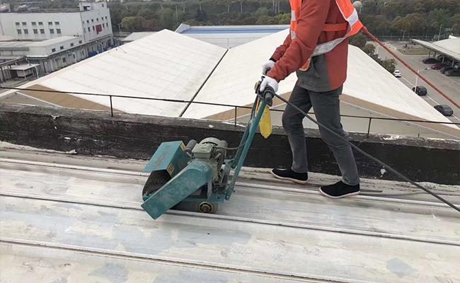 屋顶防水项目