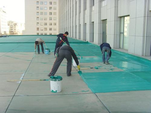 学校防水补漏工程