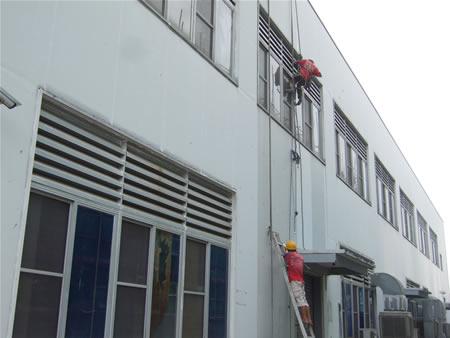窗台防水补漏工程