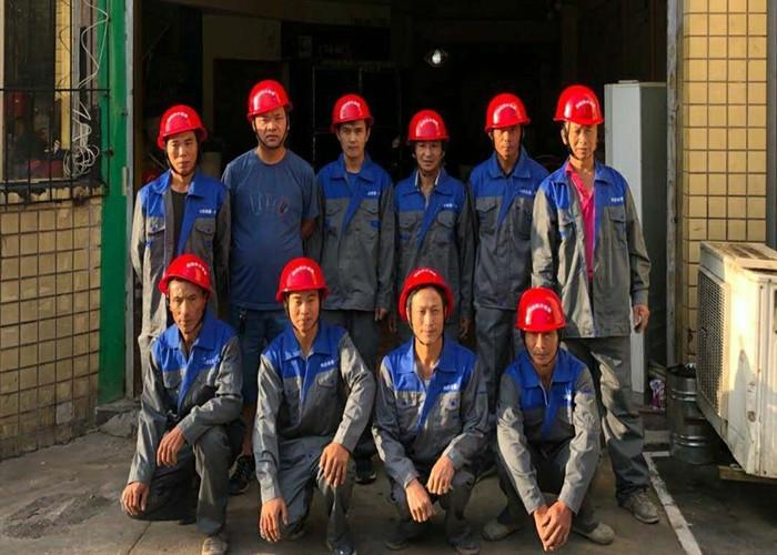 屋面防水团队